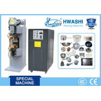 China Hwashi Capacitive Spot Welding Machine , Standard Metal Products Single Side Spot Weler on sale