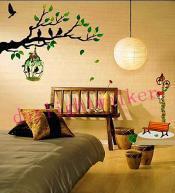 Tree Bedroom Sticker