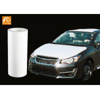 China Body Wrap Auto Protective Film Solvent Based Acrylic Glue Anti UV For 6~12 Months wholesale