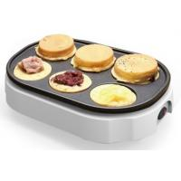 China 6 Holes Electric Snack Maker Auto Temperature Control For Muffin, wheel cake Maker wholesale