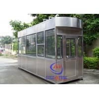 Buy cheap 20 Year Lifetime Outdoor Ticket Booth /  Portable Guard Shacks Multi Color Available from wholesalers