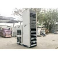 China 25HP Floor Mount Integral AC Units Tent Air Conditioning For Temporary Structure Cooling wholesale