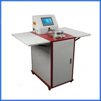 China Automatic Digital Textile Testing Equipment Air Permeability Testing Machine on sale