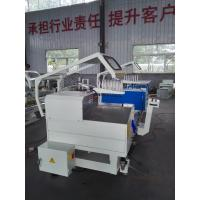 Double bevel miter saw for window machinery
