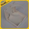 China ISURE MARINE Boat Yacht Cup Holder White Nylon Adjustable Folding Drink Holder wholesale