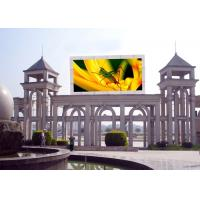 China China P16 DIP Outdoor Led Display Boards Video wall for advertising or stage wholesale
