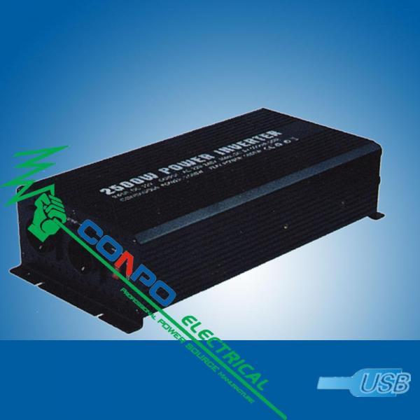 Modified Sine Wave Power Inverter 82500 2500W With USB