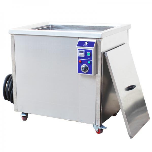 Quality Grande líquido de limpeza ultrassônico industrial da capacidade 360L para produtos vidreiros/cilindro de limpeza do motor for sale