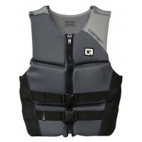 China Recreational Adult Neoprene Life Jackets Flotation Vest For Watersports wholesale