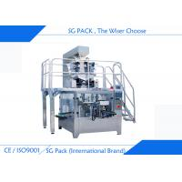 China Pre Made Bag Automatic Packing Machine Stand Up Type For Granular Products wholesale