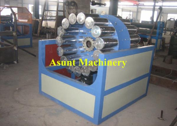 Quality PVC Fiber Reinforced Soft Pipe Production Line , 8-31MM Garden PVC Pipe Making Machine for sale
