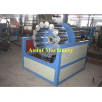 China PVC Fiber Reinforced Soft Pipe Production Line , 8-31MM Garden PVC Pipe Making Machine wholesale