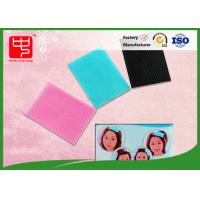 China Lovely Hook and Loop sheet hook and loop hair accessories square Shape For face washing wholesale