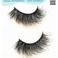 2017 hand Made Type and Synthetic Hair Material false eyelash manufacturer