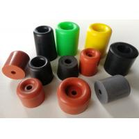 China NR Silicone SBR Silicone Rubber Furniture Stoppers Chair Leg Caps Cylinder Shape wholesale