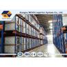 China Sistema ajustável do armazenamento da canelasemi automático com os veículos controlados de rádio wholesale
