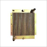 China Plate type hydraulic oil cooler for compressor oil cooler and industry oil cooler heat exchanger on sale