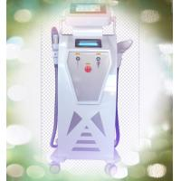 China Multi - Function Skin Liftting / Tattoo Removal Ipl Laser Equipment With Two Handles wholesale