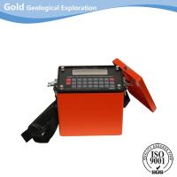 China Electronic resistivity meter metal prospecting instrument on sale