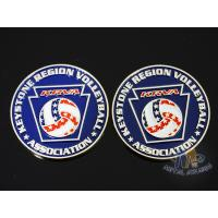China Personalized Challenge Coins , US Air Force Challenge Coins Gold Silver Copper Plating on sale
