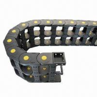 China High-speed Guaranteed Cable Drag Chain, Sold in Meter wholesale