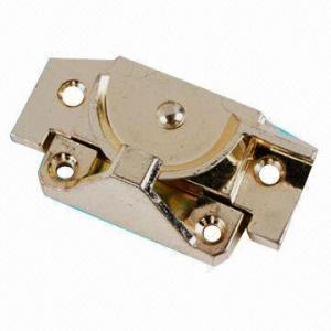 China Bright Brass Proof Sash Lock/Window Lock on sale
