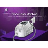 Buy cheap Painfree Permanent Laser Hair Removal Machine Imported Cooling System from wholesalers