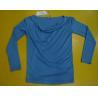 China Fitness Women'S Modal Tops , Fashion Women'S V Neck Long Sleeve T Shirts wholesale