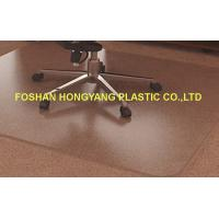 """China Without stud Office Chair Mat For Hard Floor Eco - friendly PVC material , 30 """" x 48 """" wholesale"""