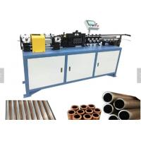 China Copper Aluminum Bundy Tube Straightener Cutter High Accuracy Concentricity wholesale