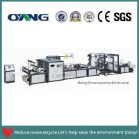 China nonwoven fabric clothes making machine in india on sale
