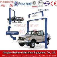 China Hydraulic  Two Post Car Lift & Clear Floor Cheap Car Hoist wholesale
