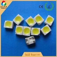 China Small power CE RoHS mini led 3528 yellow green resin single white chip wholesale