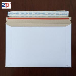 China board mailer cardboard rigid envelope wholesale