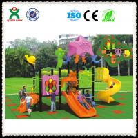 Outdoor playground safety surfacing rubber playground surface QX-050A