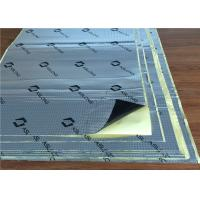 Auto Sound Deadening Sheets , Vibration Isolation Mat / Pads Fireproof