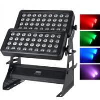 China 72pcs Rgbw 4 In 1 10w Ip65 High Power Led Flood Light For Building wholesale