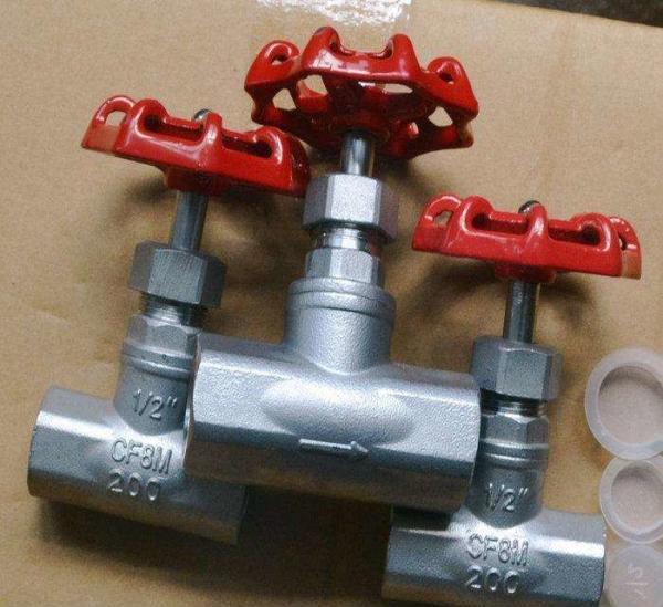 Quality Water Wcb / Cf8 / Cf8m/Thread End Globe Valve/SS globe valve/BS Standard Stainless Steel Globe Valve/SS valve for sale