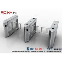 China Security 900mm Swing Barrier Gate Handicap Accessible RFID Turnstyle Gates wholesale