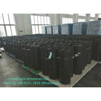 2MM thick black PP corrugated plastic floor protection sheet and rolls