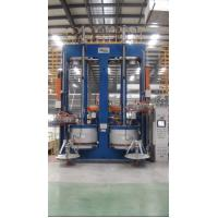 China Vertical Steel Belted Rubber Vulcanizing Machine With Since Mold on sale