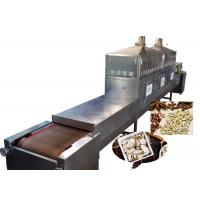 China Adjustable Microwave Spice Dryer Machine With Humidity Controlling System wholesale
