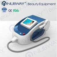 China Portable home use mini factory price 808nm diode laser hair removal machine wholesale