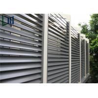 China Aluminum Frame Plantation Shutter Aluminum Louvers For External Sun Shading wholesale