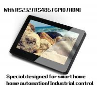 China 7 Indoor Touch Tablet Q896S with Integrated reader for reading 13.56 MHz cards Mifare, Desfire,NFC on sale
