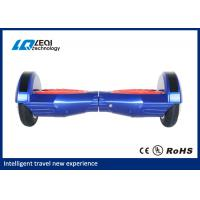 China 8 Inch 2 Wheel Electric Balance Board , Smart Wheel Self Balancing Electric Scooter wholesale