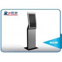 China Outdoor Double Sides 32 Inch Touch Screen Computer Kiosk For Advertising Display wholesale