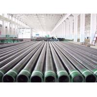 China Pressure Boiler Gas Line Pipe , Oil Transportation Seamless Steel Pipe wholesale