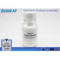 Buy cheap Water Soluble Polymer Cationic Polyacrylamide Equal To Superfloc C491 C492 C493 from wholesalers