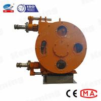 China Durable Peristaltic Type Industrial Hose Pump 80m3/H For Cement Conveying wholesale